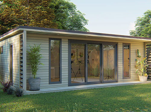 The Homestead garden room